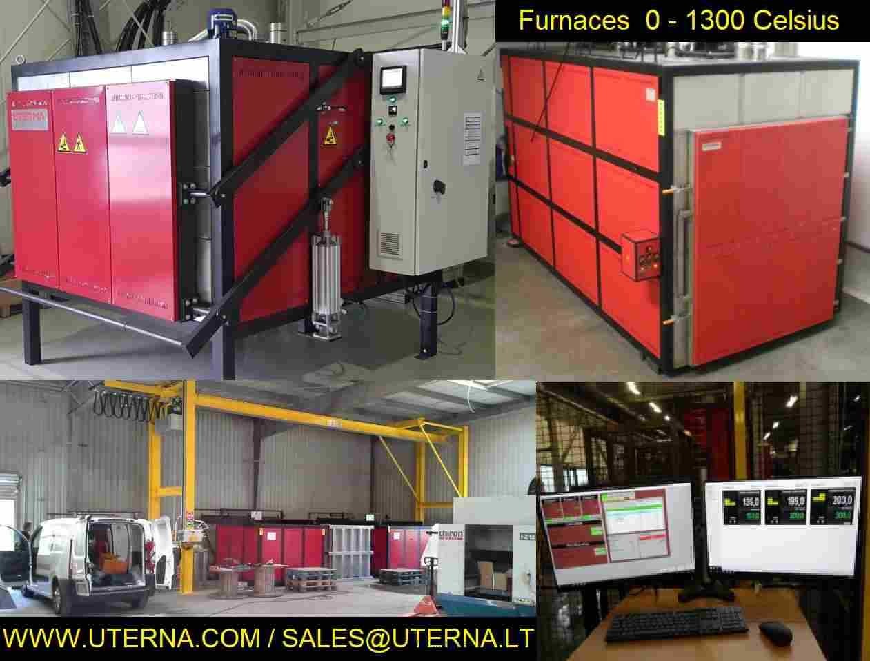 Austempering Automated Press Quenching afula