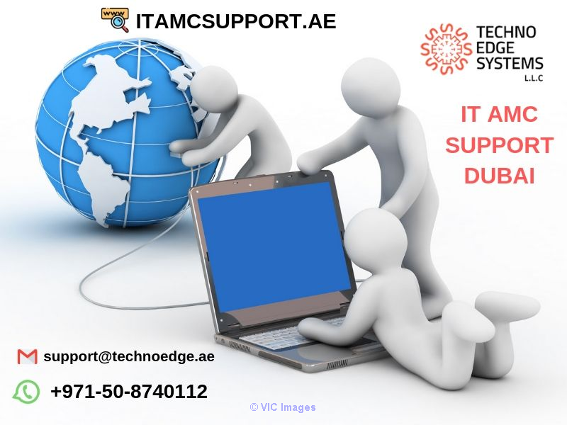 IT AMC Support Dubai, Specialized Computer AMC Services In UAE afula