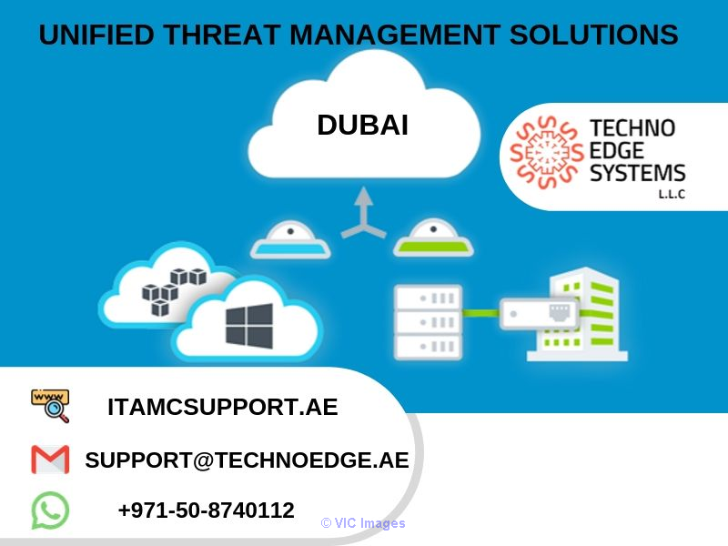 Unified Threat Management Solutions Dubai - To All Online Threats