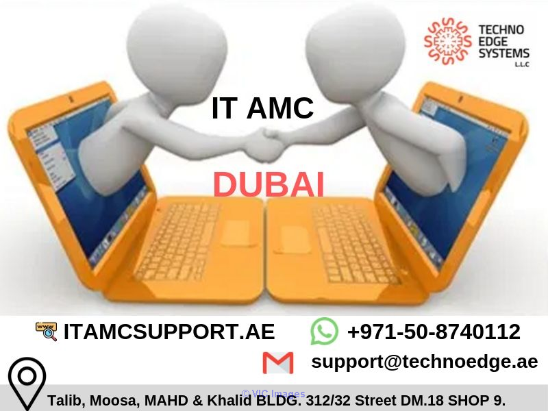 Annual Maintenance Contract UAE | IT AMC Dubai - Techno Edge System LL