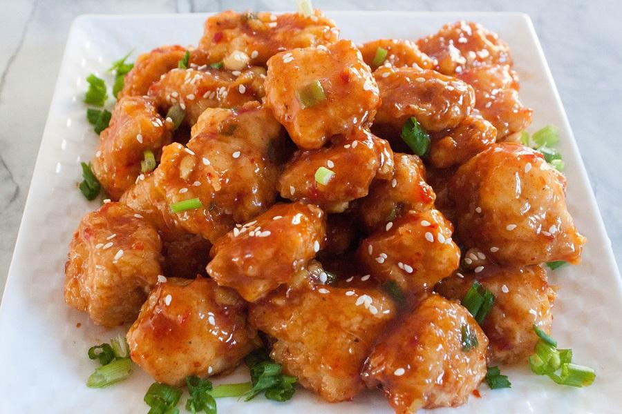 Spicy Tai Chicken