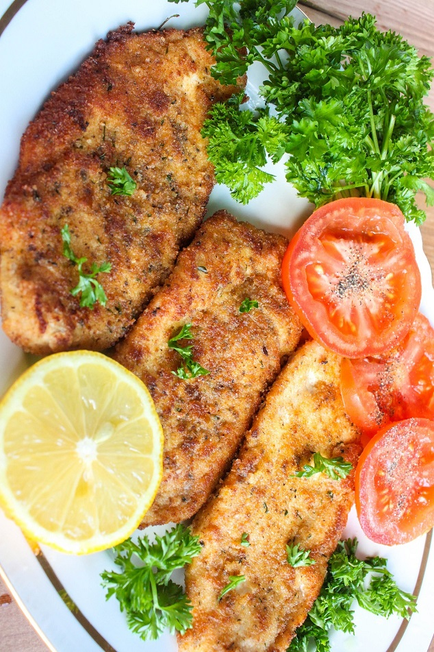 Juicy Chicken Chops (Otbivnie)