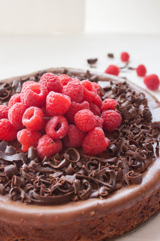 Double Chocolate Cheesecake